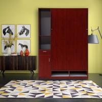 圣多美品牌全屋定制板式家具隐形床折叠,多功能家具价格公道.