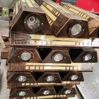 大妙光M-125厂家供应LED壁灯 景观墙壁灯 仿云石LED壁灯 **线条墙壁灯