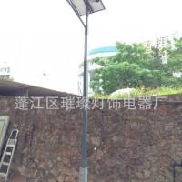 太阳能6米路灯杆 led太阳能灯 农村太阳能路灯