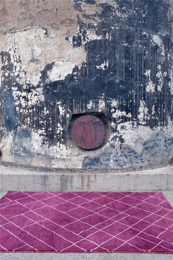 天织地毯WovenTales波斯地毯的现代演绎