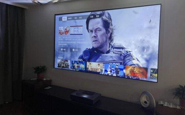 花几万元买的激光电视其实是智商税